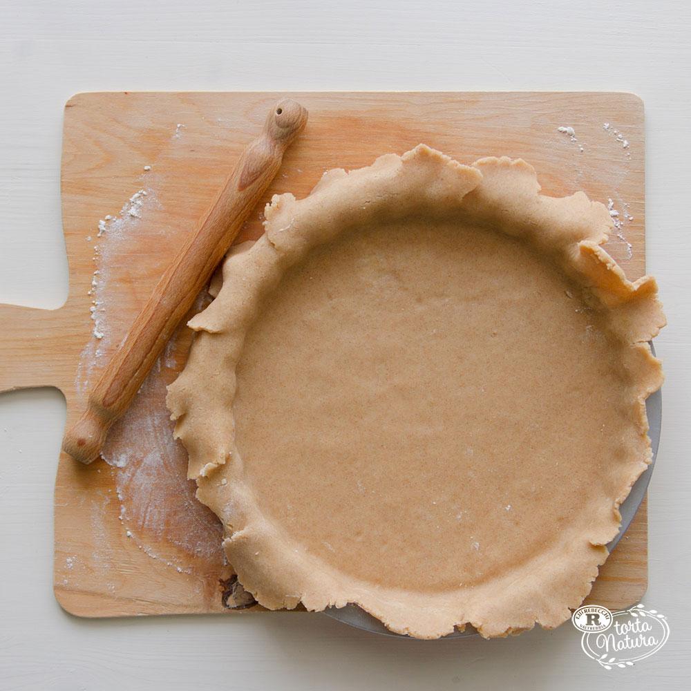Preparazione ricette per Torta Natura Rebecchi