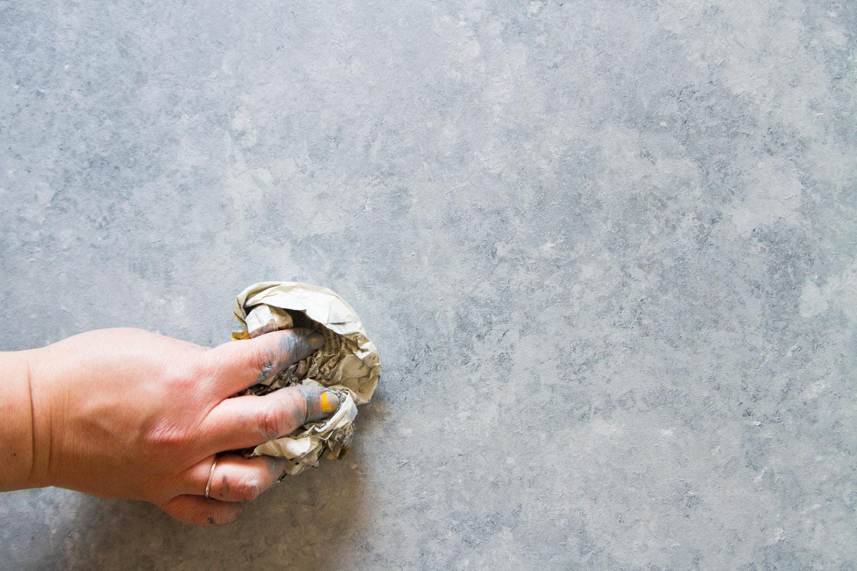 Tutorial sfondo per fotografie - Effetto pietra/cemento