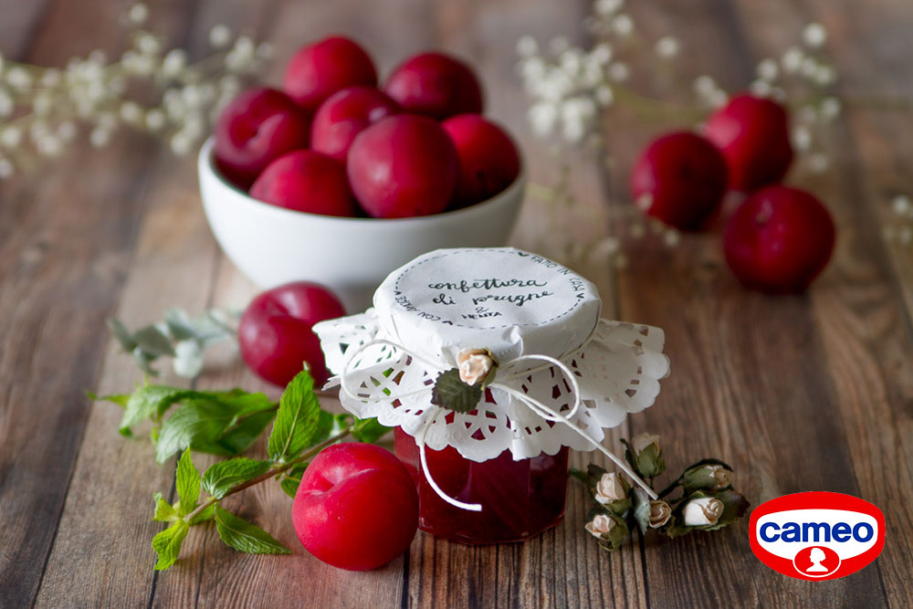 Ricette confetture per Fruttapec